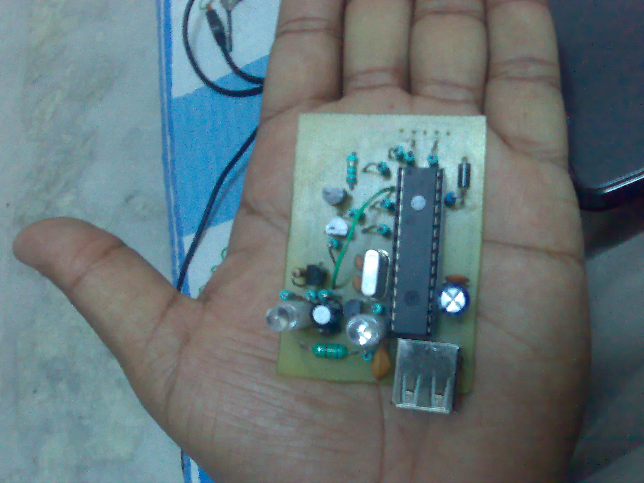 Pickit2 usb программатор своими руками